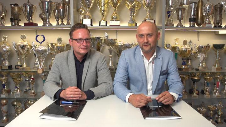 Podpisanie porozumienia MultiSportLive z KP Polonia Bydgoszcz