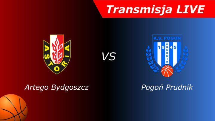Enea Astoria Bydgoszcz – Pogoń Prudnik | Mecz | Koszykówka