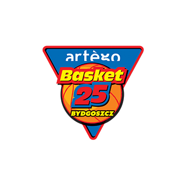 logo artego basket 25 bydgoszcz
