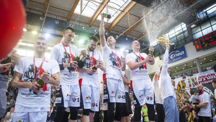 Enea Astoria Bydgoszcz po 13 latach, wraca do Polskiej Ligi Koszykówki