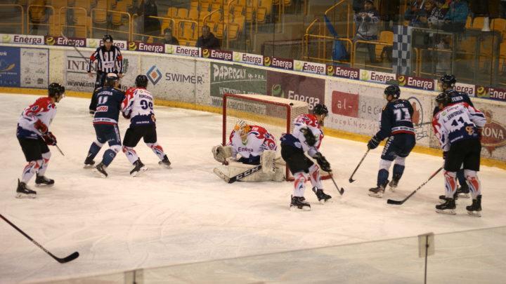 Polska Hokej Liga rozegrała 43 i 44 kolejkę spotkań.