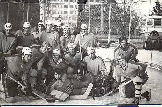 Prawdziwa historia bydgoskiego hokeja. Wspomnienia Wiesława Sauera.