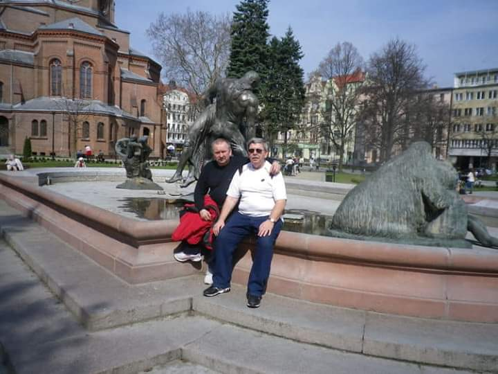 Andrzej Wodrowski – zawodnik, trener Polonii Bydgoszcz.