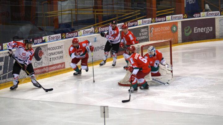 Polska Hokej Liga rozegrała 22 i 23. kolejkę