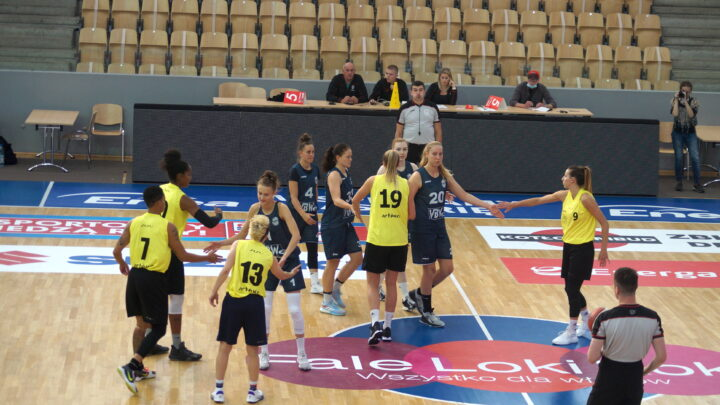 Energa Basket Liga Kobiet rozegra ostatnią kolejkę